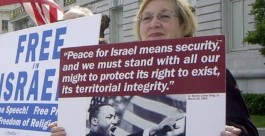 mlk-on-israel